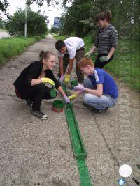 Зеленая линия в Соликамске